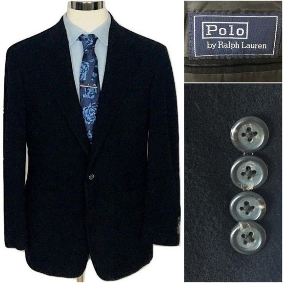 a7dc7f31 Polo by Ralph Lauren Mens Sport Coat Size 40R